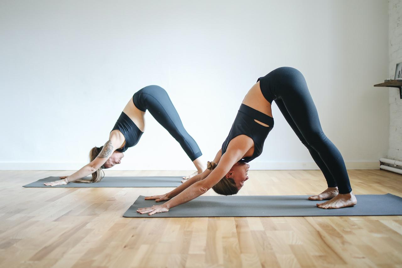 5 powodów, aby ćwiczyć jogę.
